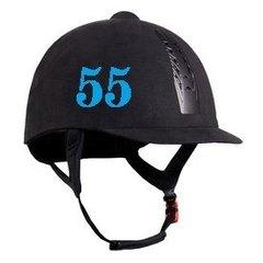 Caps maat 55