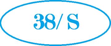 Maat 38/S