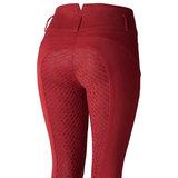Rijbroek Daniela Full Grip Pompeian Red_