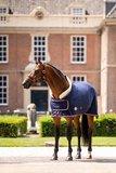 HB Dutch Crown Showdeken navy_