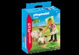 Playmobil Schapenhoedster_