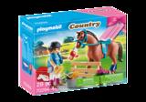 Playmobil Cadeauset paarden_