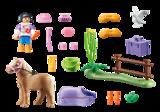Playmobil IJslander pony_