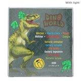 Dino World wekker_