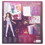 TOPModel POPSTAR kleurboek_