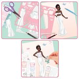 TOPModel Create your Wedding Special kleurboek_