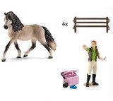 Schleich Paardenverzorgingsset Andalusiër Merrie_