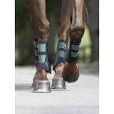 LeMieux Grafter Brushing Boots Hunter Green_