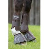 LeMieux Grafter Brushing Boots Brown_