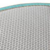 LeMieux Carbon Mesh Wrap Boots Azure_