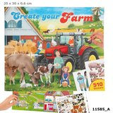 Create your Farm drawing book_