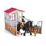 Schleich Paardenbox Tori en Prinses_