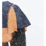 Outdoordeken 300 grams ET Tyrex Navy-Orange_