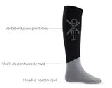Oxer sokken Marineblauw_