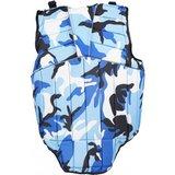 Bodyprotector Horka Junior Camouflage blauw_