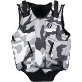 Bodyprotector Horka Junior Camouflage grijs_