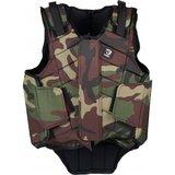 Bodyprotector Horka Adult Camouflage groen_
