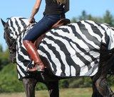 Bucas Buzz-off Riding Zebra_