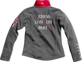 Equitheme CSI 5*  Sweatshirt Grey