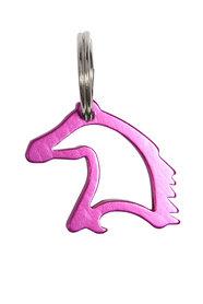 Sleutelhanger / opener paardenhoofd