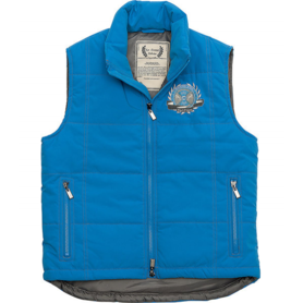Bodywarmer Equitheme Rezzo Royal Blue
