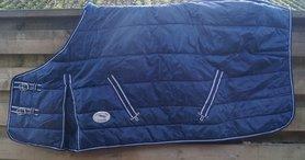 Staldeken / onderdeken PR 200gr blauw