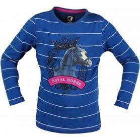 Shirt Horka Lucky blauw