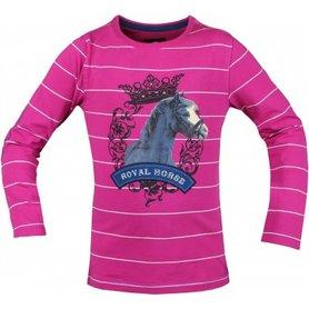 Shirt Horka Lucky roze