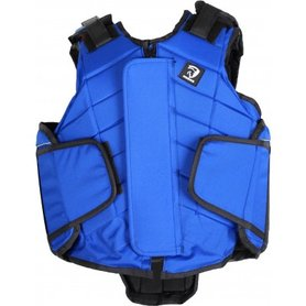 Bodyprotector Horka Junior royal blue