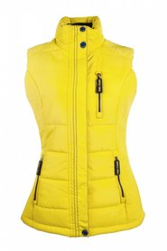 Bodywarmer HKM Flash geel