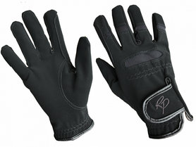 Domy handschoenen RP Zwart