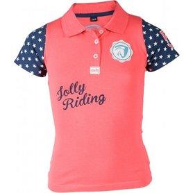 Polo Costa jolly Roze