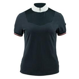 Technisch shirt Taylor Blauw