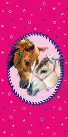 Handdoek Paardenvrienden