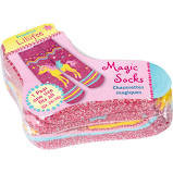Magic Socks eenhoorn Roze