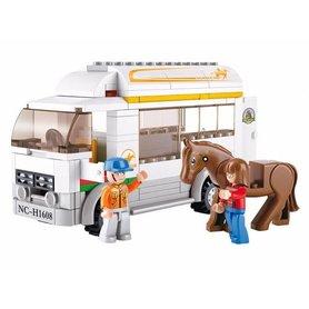Sluban Paardentransporter