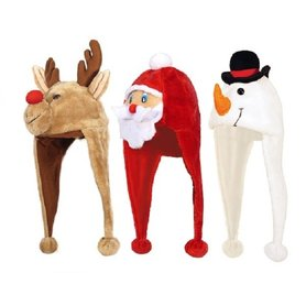 Kerstmuts Figuur