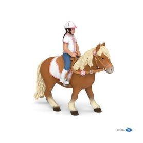 Papo Ruiter Shetland pony