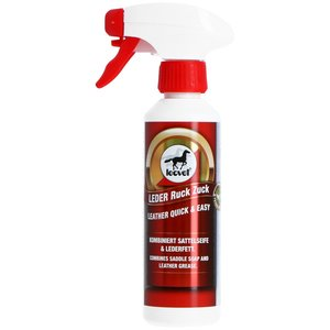 Leovet Leather Care Quick & Easy