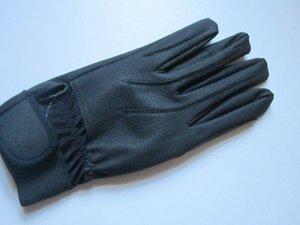 Handschoenen Black Synthetic Gloves