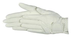 Handschoen Pfiff wit