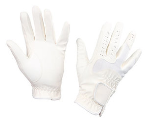 Handschoenen Covalliero Gloria wit