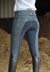 Jeans rijbroek HKM Miss Blink