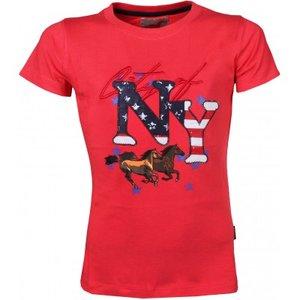 Tshirt Red Horse NY
