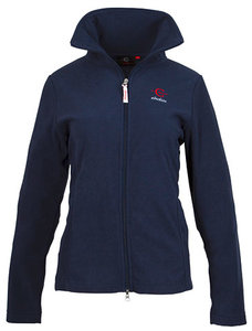 Fleece Jacket Covalliero Absolute blauw