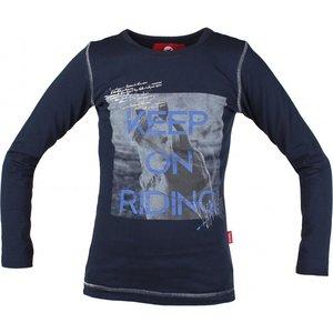 Shirt RH Alpha blauw