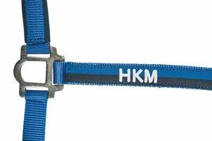 Halster + touw HKM Kobalt-blauw