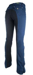 Jodphur rijbroek PT neon sports jeans
