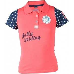 Polo Costa jolly Roze
