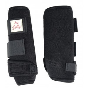 Beenbeschermer Jolly zwart
